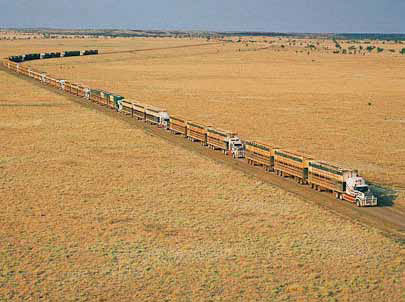 Australia's Logistics industry