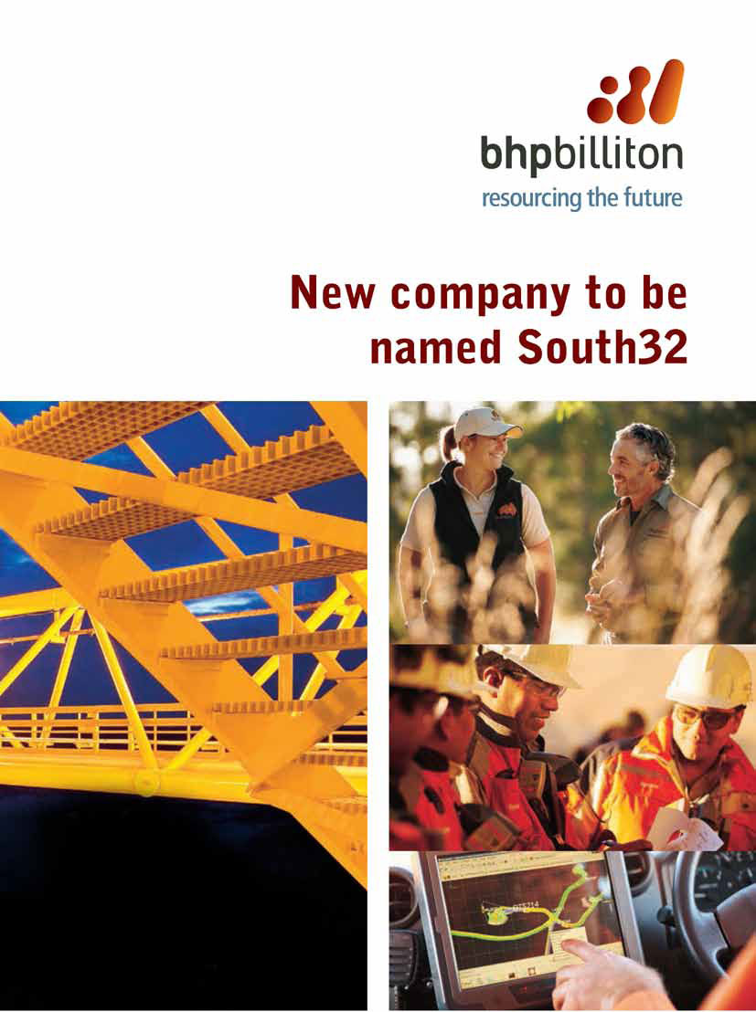 BHB- Billiton - South32