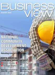 North America BVM Cover August 2016