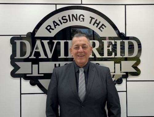 David Reid Homes Ken Beissel, Managing Director