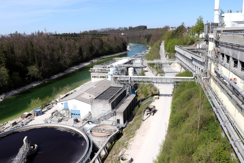 Bioenergy Association sewage plant