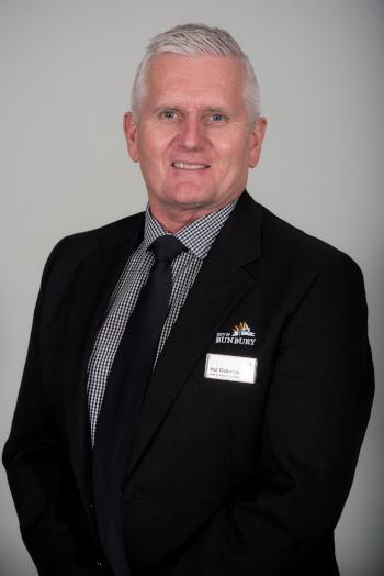 Bunbury, Western Australia CEO, Malcom Osborne