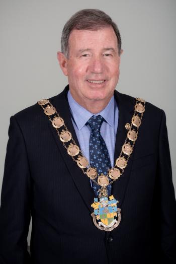 Bunbury, Western Australia Mayor, Gary Brennan