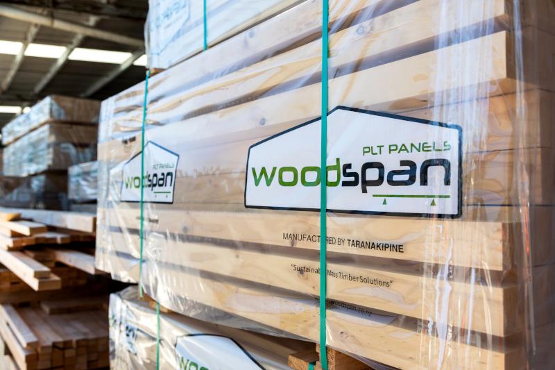 Woodspan PLT Panels