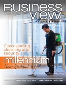 Read Volume 3, Issue 7 cover of Business View Oceania